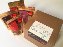 fill your 16 oz. butter crunch gift box <p> ($46 | large)