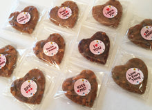 tasters | heart-shaped | p.o.p. candy co.