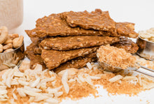 toasted coconut butter crunch (FLAVOR DROP!)