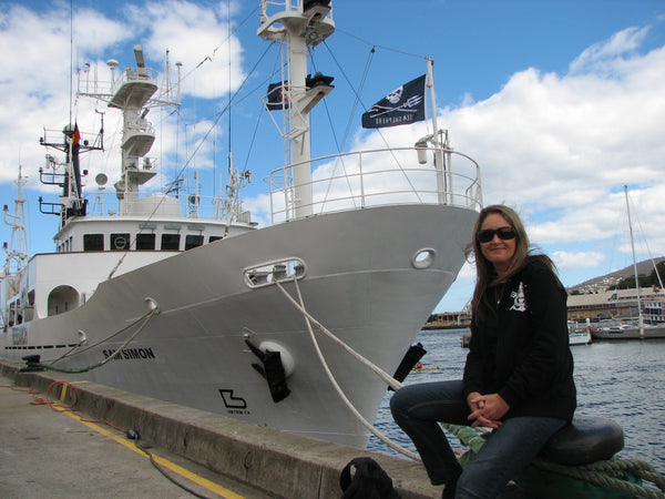 Sea Shepherd Sam Simon