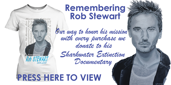 Rob Stewart Sharkwater