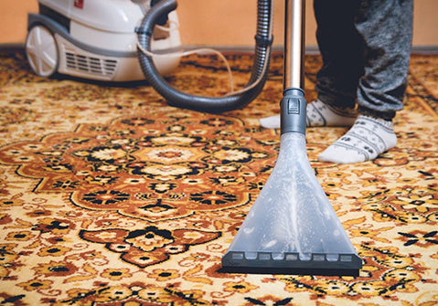 The best way to clean Persian Rugs!