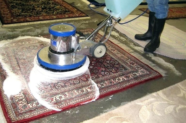 Are you considering dry cleaning for your rugs? Is that a good option?