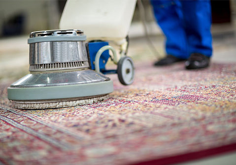 Consider Professional Cleaners for Rug Cleaning