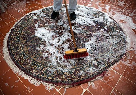 Has your old rug lost its shine?