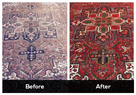 All you need to know about rug repairs and restoration