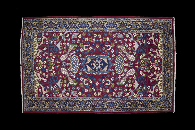 Know About and Invest In Persian Rugs- An Investment You Can Walk On