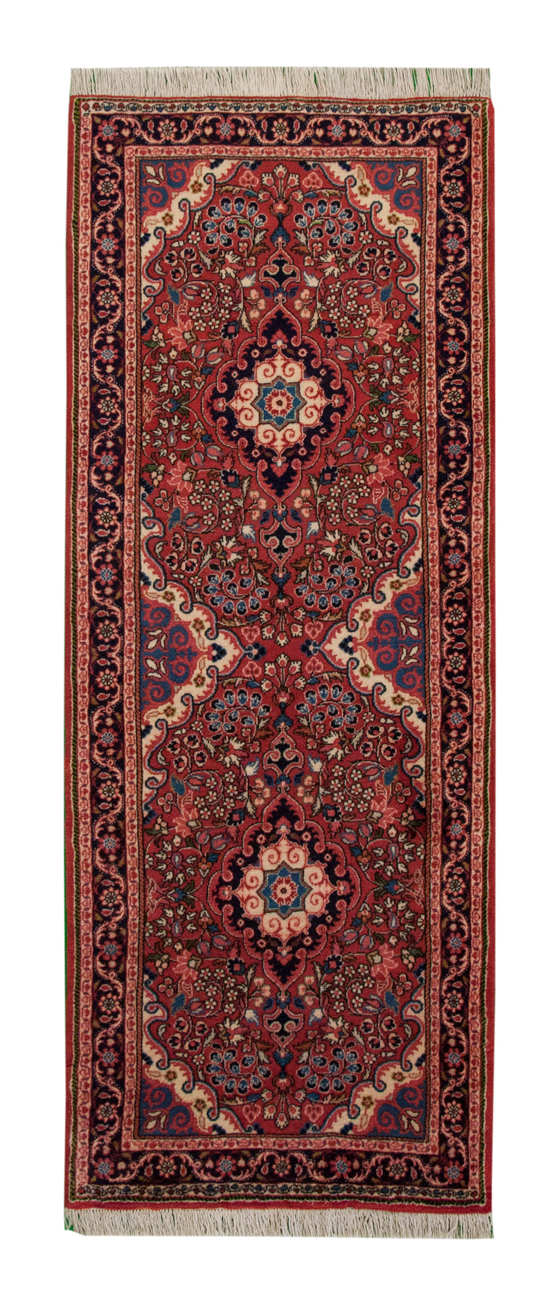 Sarouk Runner Red 2'5x6'4
