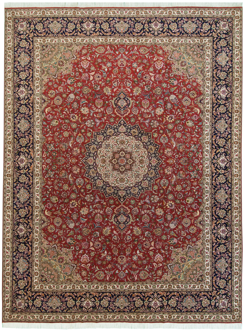 Tabriz Red 10 x 13