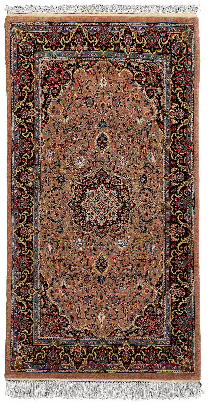 Isfahan Taupe 3x5