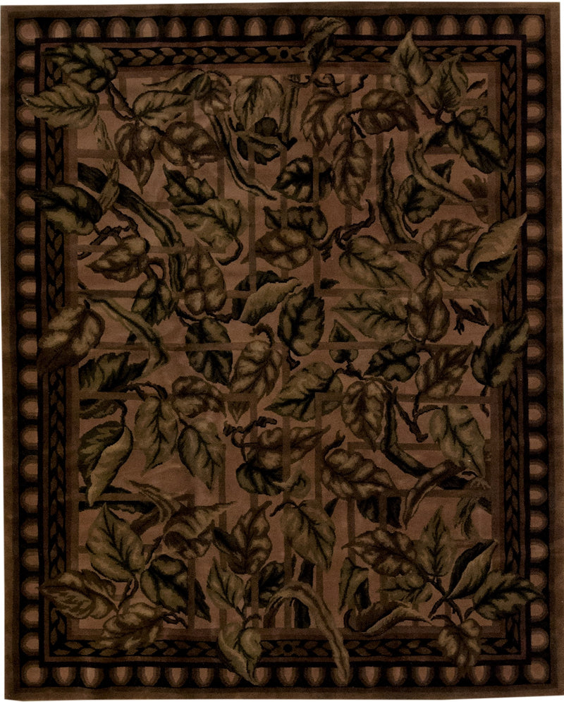 Nepal Runner Brown 2'6x9