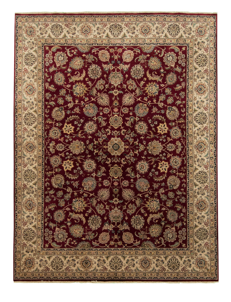 Indo Isfahan Red 8 x 10