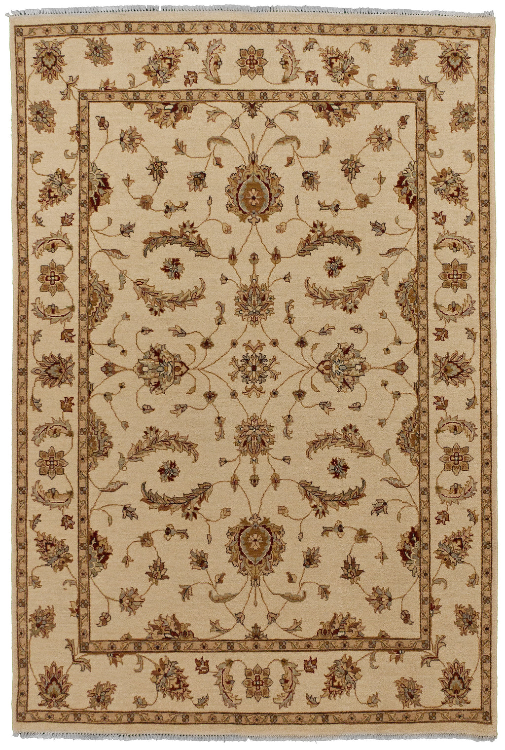 Chobi Collection Beige 5 x 8