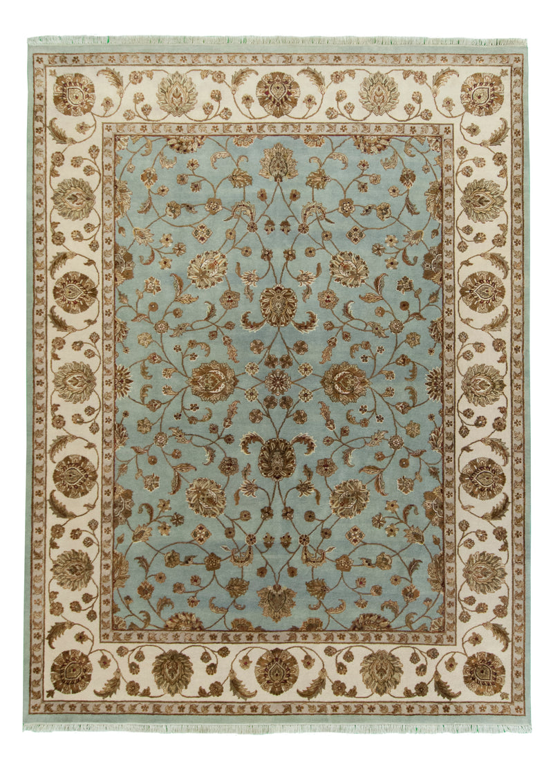 Haji Jalili Collection Beige 9 x 12