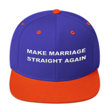 Make Marriage Straight Again
