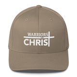Warriors for Christ Structured Twill Cap