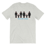 Family T shirt white
