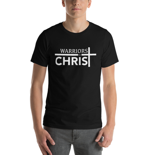 Warriors for Christ Warrior T Shirt