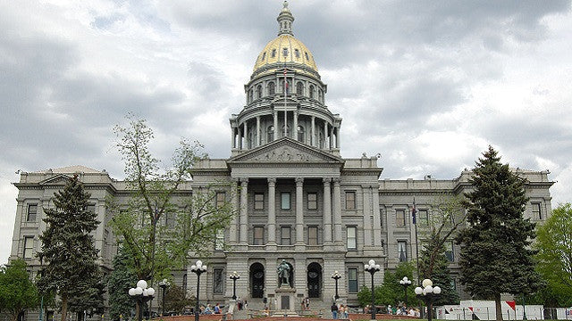 Gun supporters stand by guns in schools bill in Colorado