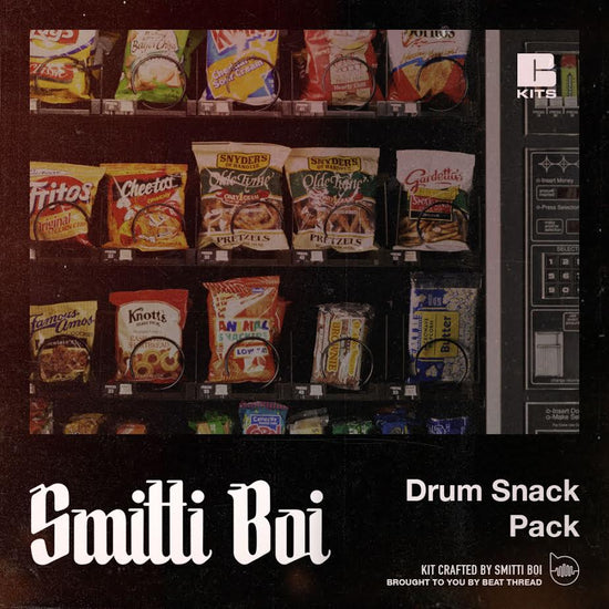 Smitti Boi: Drum Snack Pack Vol. 1