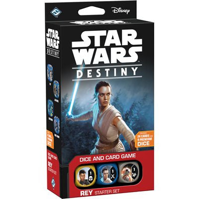 Star Wars Destiny: Rey Starter Deck