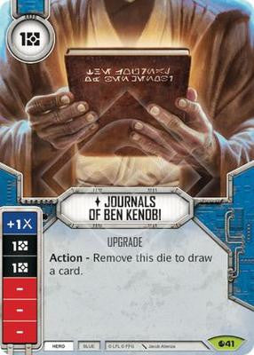 Journals of Ben Kenobi
