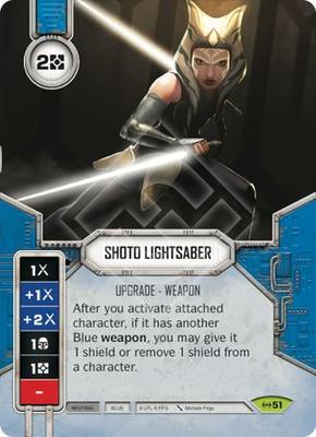 Shoto Lightsaber