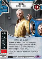 Snoke: Supreme Leader