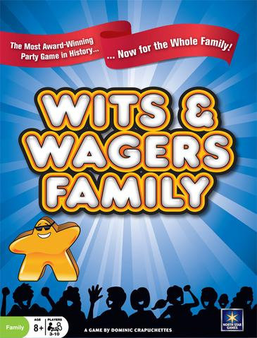 Wits and Wagers Family Edition