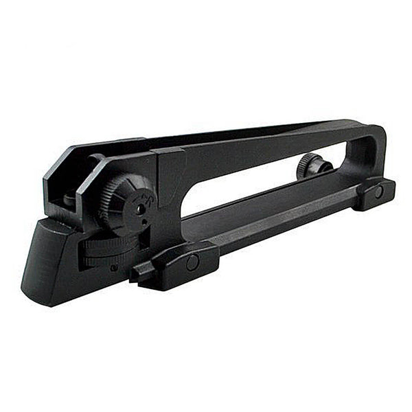 AR-15 Detachable Carry Handle with A2 Rear Sight