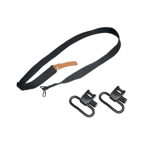"TACPOOL Ruger 10/22 & 96/22 2 point Sling with 2 Barrel Band Mount 1"" Swivel Adapters"