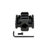 "TACPOOL AR-15 Barrel Mount with Quad Rails  .51"" - .78"", Aluminum, Black"