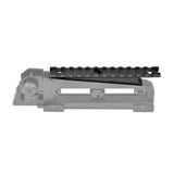 TACPOOL Standard AR15 M4 M16 Carry Handle Top Rail Mount 20mm Picatinny Weaver Rail Scope Mounts Base