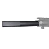"AR-10 LR-308 Barrel Vise Block Rod Tool for .936"" Barrels, Aluminum, Blac"