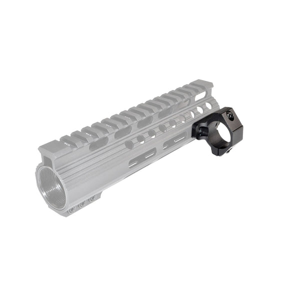 "TACPOOL 1"" Diameter Accessory Ring for M-LOK Rail Mount"