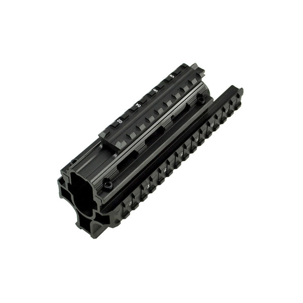 TACPOOL AK47 Yugo M70 Tactical Quad Rail Mount System