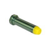 "AR-15 Carbine Length Recoil Buffer, Aluminum 3.25"", 3 OZ (Gold/Green/Silver)"