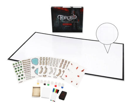 A Game Board (or Battle Grid)