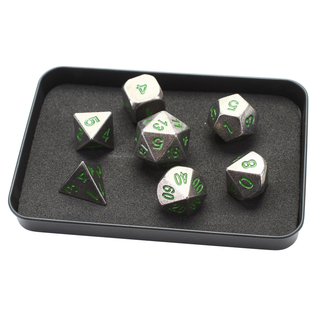 Iron Moss Set of 7