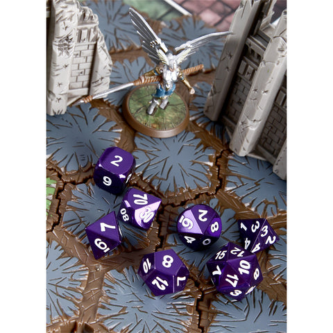 Majestic Purple Set of 7