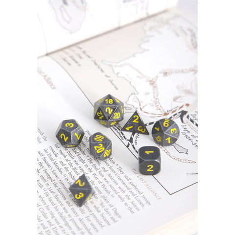Iron Yellow Set of 7