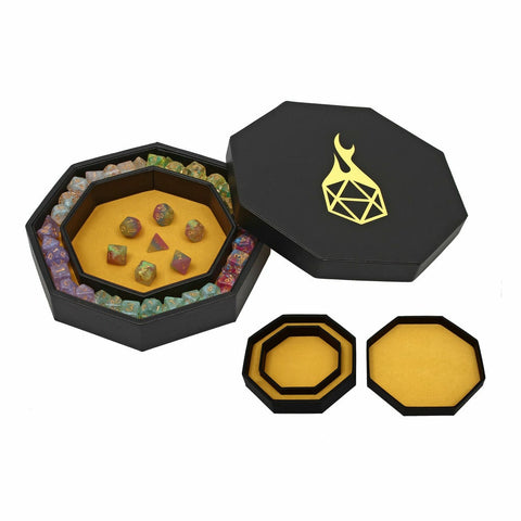 Dice Arena Dice Rolling Tray and Storage
