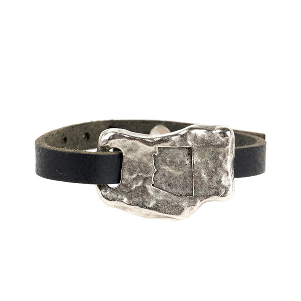 STATE OF MINE ARIZONA SINGLE BAND BRACELET