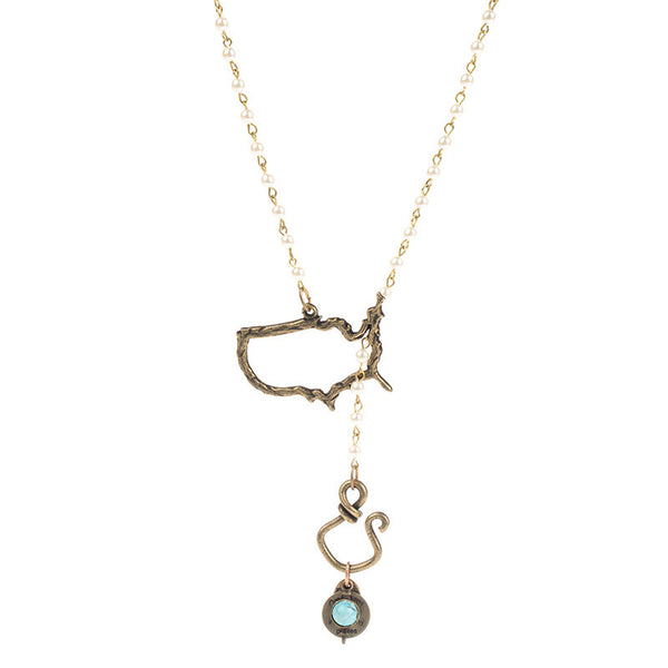 JOURNEY USA NECKLACE