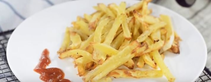 Crispy French Fries Recipe for your Air Fryer