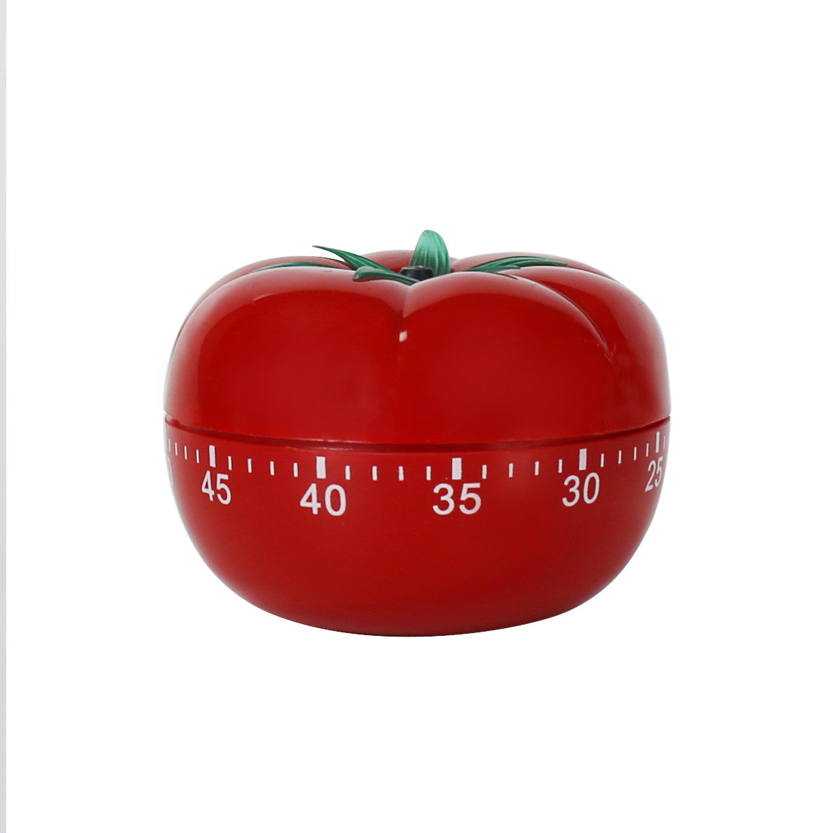 Classic Tomato Cooking Timer Kitchen 60 Minute Mechanical Cute Home Decoration