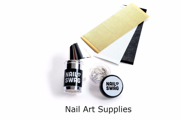 Nail Swag At-Home Gel Manicures Kotta Gel DIY Nails