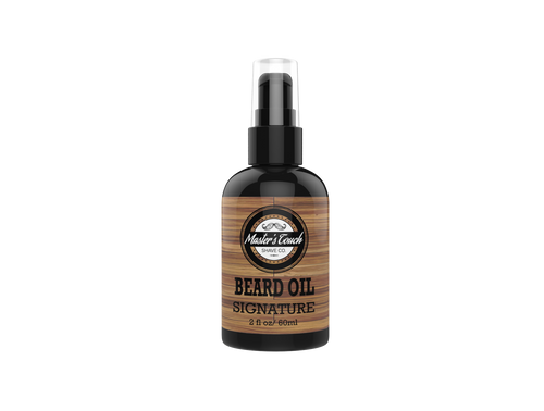 Beard Oil - 2oz