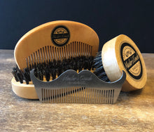 Beard Comb - Stainless Steel