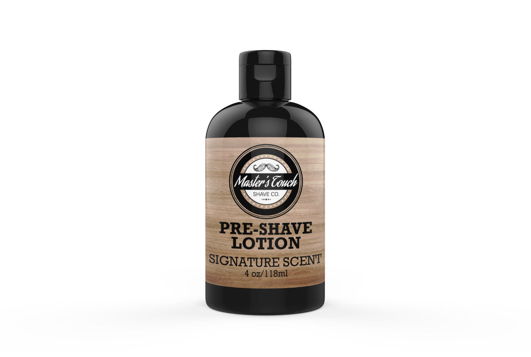 Pre-Shave Lotion